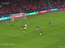 FC Basel 5:0 Benfica Lizbona