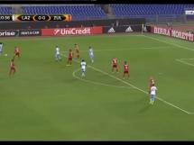 Lazio Rzym 2:0 SV Zulte-Waregem
