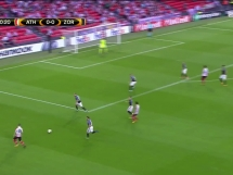 Athletic Bilbao 0:1 Zoria Ługańsk