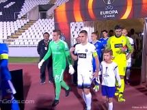 Partizan Belgrad 2:3 Dynamo Kijów