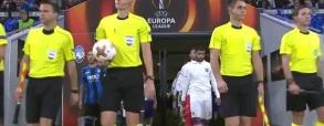 Olympique Lyon 1:1 Atalanta