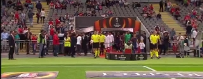Sporting Braga 2:1 Istanbuł BB