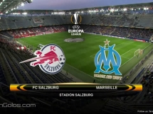 Red Bull Salzburg 1:0 Olympique Marsylia