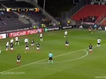 Rosenborg 3:1 Vardar Skopje