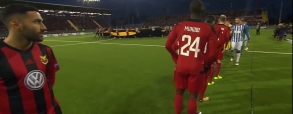Östersunds FK 1:0 Hertha Berlin