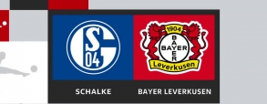 Schalke 04 1:1 Bayer Leverkusen
