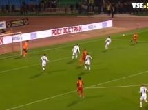 Arsenal Tula 1:0 FK Krasnodar