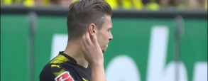 Augsburg 1:2 Borussia Dortmund