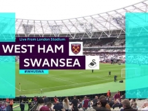 West Ham United 1:0 Swansea City
