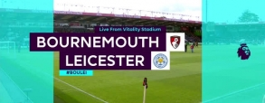 AFC Bournemouth 0:0 Leicester City