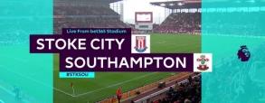 Stoke City 2:1 Southampton