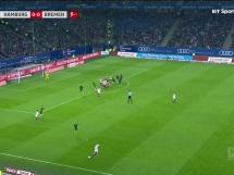 Hamburger SV 0:0 Werder Brema