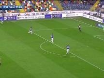 Udinese Calcio 4:0 Sampdoria
