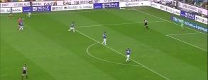 Udinese Calcio 4:0 (4:0) Sampdoria