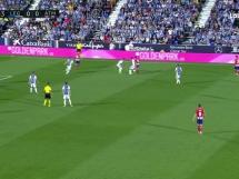 Leganes 0:0 Atletico Madryt