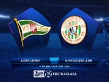 Lechia Gdańsk 1:0 Zagłębie Lubin