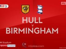 Hull City 6:1 Birmingham