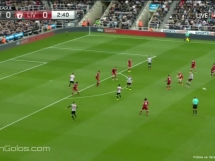 Newcastle United 1:1 Liverpool