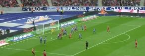 Hertha Berlin 2:2 Bayern Monachium