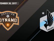 Houston Dynamo 2:1 Minnesota United