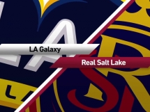 Los Angeles Galaxy 1:1 Real Salt Lake