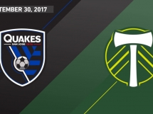 San Jose Earthquakes 2:1 Chicago Fire