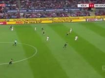FC Koln - RB Lipsk 1:2