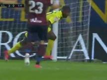 Villarreal CF 3:0 SD Eibar