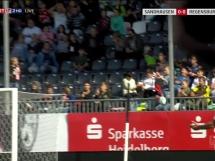 SV Sandhausen 2:0 Regensburg