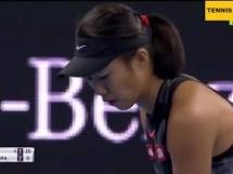 Zhang Shuai - Agnieszka Radwańska 0:2