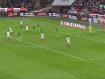 Anglia 1:0 Słowenia