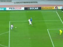 Azerbejdżan 1:2 Czechy