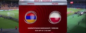 Armenia 1:6 Polska