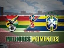 Boliwia 0:0 Brazylia