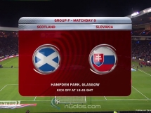 Szkocja 1:0 Słowacja