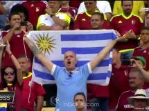 Wenezuela 0:0 Urugwaj