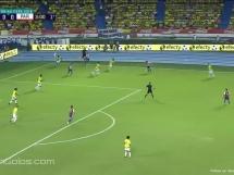 Kolumbia 1:2 Paragwaj