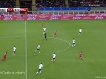 Włochy 1:1 Macedonia