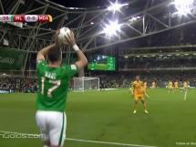 Irlandia 2:0 Mołdawia