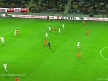 Białoruś 1:3 Holandia