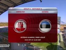 Gibraltar 0:6 Estonia