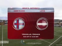 Wyspy Owcze 0:0 Łotwa