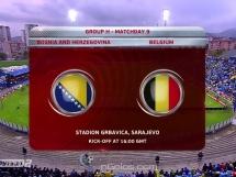 Bośnia i Hercegowina 3:4 Belgia