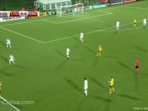 Litwa 0:1 Anglia