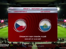 Czechy 5:0 San Marino