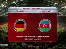 Niemcy - Azerbejdżan 5:1