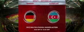 Niemcy - Azerbejdżan