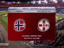 Norwegia 1:0 Irlandia Północna