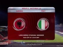 Albania - Włochy 0:1