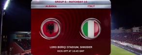 Albania - Włochy